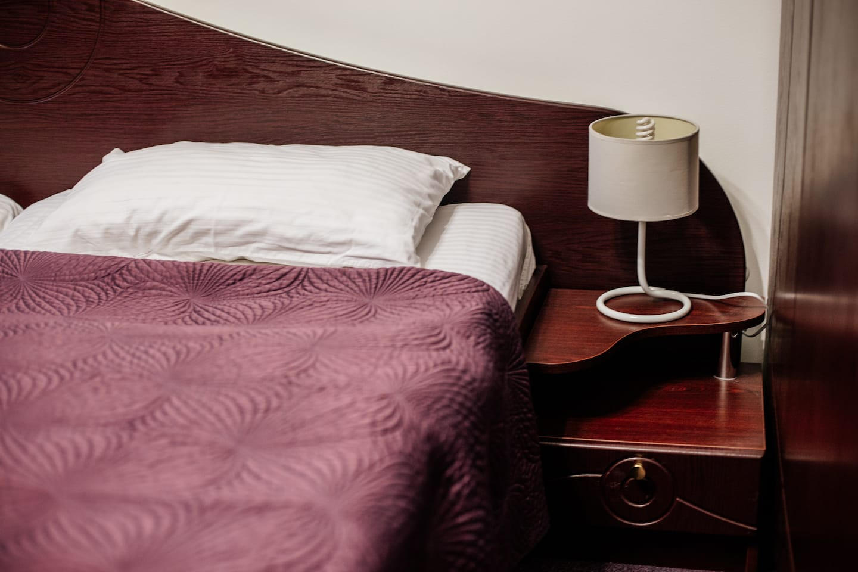 Двомісний дабл <br> (двомісний з одним двоспальним  ліжком)